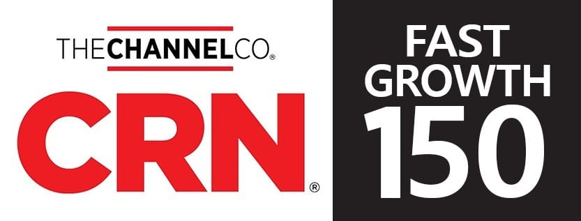 Nerds Support won CRN Fast Growth 150 award